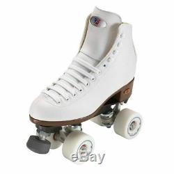 Riedell Quad Roller Skates 120 Uptown (White)