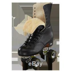Riedell Quad Roller Skates 172 OG (Black)