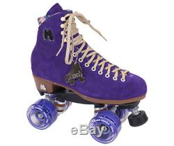 Riedell Quad Roller Skates Lolly Taffy