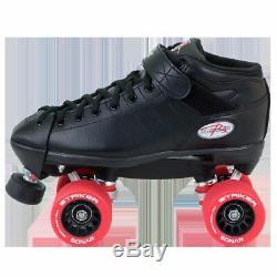 Riedell Quad Roller Skates R3 Derby (White)