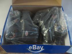 Riedell R3 Black Roller Derby Skates Size 12 Medium Width New Open Box