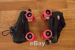 Riedell R3 Derby Skates Size 8.0 Women