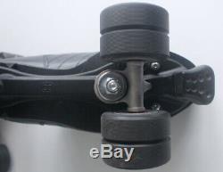 Riedell R3 Roller Skates Size 10 Men's NEW