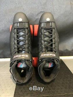Riedell R3 Roller Skates, Sonar Striker Wheels Size 11 FREE SHIPPING