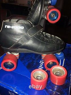 Riedell RS 1000 Roller Skates Mens Size 9 Or Women Size 11