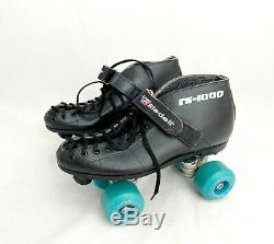 Riedell RS-1000 Roller Skates Women's Size 9