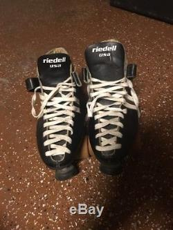 Riedell RS-1000 Roller Skates, size 8
