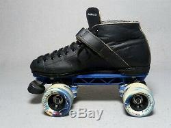 Riedell RS 1000 Roller skates Handmade Speed Skating Rollerskating Derby Size 5