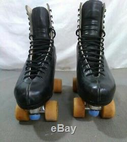 Riedell Red Wing Roller Skates 0912 size 10.5 (10 1\2) Powell bones 57mm wheels