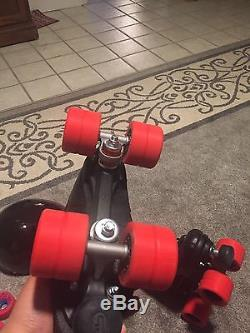 Riedell Roller Derby Skates Size 9 Unisex