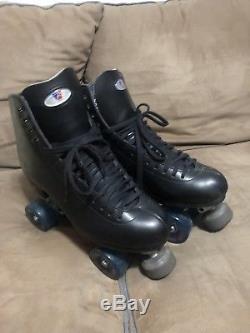 Riedell Roller Skates 120 D Mens Sz 10.5 D