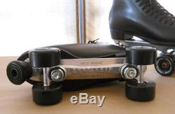 Riedell Roller Skates 120 D SureGrip Mens Sz 11