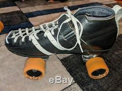 Riedell Roller Skates (265) Size 11.5 Great shape hardly used, upgraded bearings
