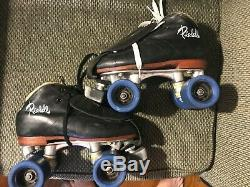 Riedell Roller Skates (#75018 Size 5)