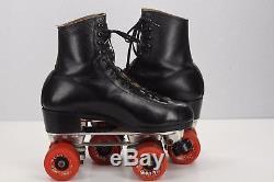 Riedell Roller Skates Model 297 Professional size 8 men hyper rollo 78a wheels