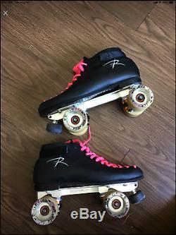 Riedell Roller Skates US10 1/2 Free Shipping