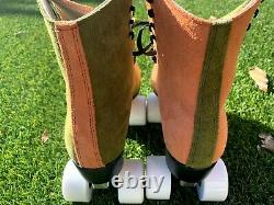 Riedell Roller Skates (same make as Moxi Lolly) Size 5