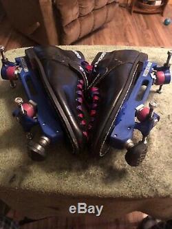 Riedell Rs1000 Roller Skates