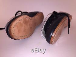 Riedell S395 Boots Black Medium 5 1/2 NIB