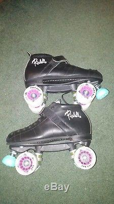 Riedell She Devil Roller Derby Skates Size 7