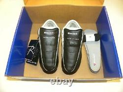Riedell Solaris Black Skate Boots Size 6 Quad Roller Skate Boot Set Men's
