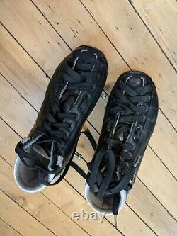 Riedell Solaris Skate Boots with PowerDyne Reactor ProSeries Plates Size 8 W US