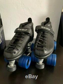 Riedell Vixen Roller Skates Size 7 in mens