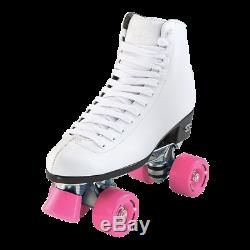 Riedell Wave roller skate quad women's size 11 white