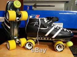 Riedell Wicked 265 Roller Skates Size 11 B/AA