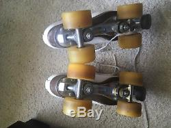 Riedell Womans Roller Skates size 8