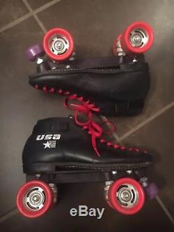 Riedell roller Derby skates 122 size 9 Womens 10