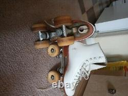 Riedell roller skates size 5