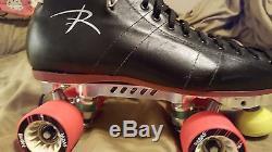 Riedell speed skates