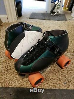 Riedell speed skates Size 8.5