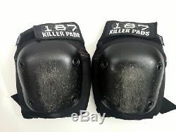 Roller Derby Starter Kit Riedell Skates S1 Helmet 187 Killer Knee Pads Skating