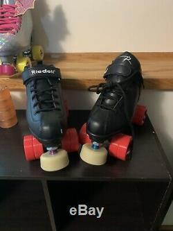 Roller Skate Bundle All Fit Womens Size 9 Street Shoe