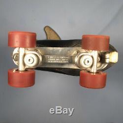 Roller Skates Douglass Snyder Super Deluxe Plates / Size 7 Fafnir Bearings