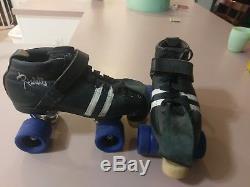 Roller Skates, Riedell 265, Powerdyne 8m