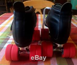 Roller Skates Riedell 265, Powerdyne, Upgrades, Mens 7 Womens 8-8.5, Must See