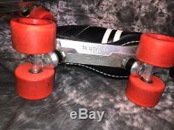 Roller Skates Riedell Model 125-RS1000. EUC Men's Size 7 Invader Plates EUC