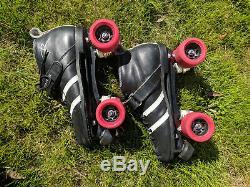 Roller Skates, Riedell Quads, Men's Size (9)