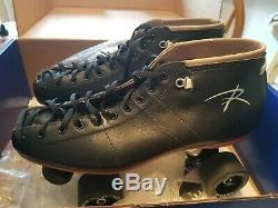 Roller Skates Size 12 Riedell 495, Avenger mg, Bont bearings, Zombie wheels