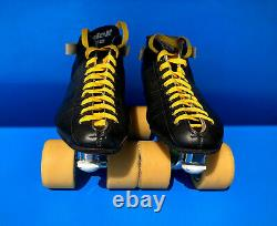Roller Skates, Vintage Riedell 595, Proline, Stilettos, Swiss, Mens 8, Must See