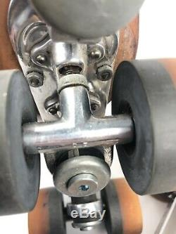 Snyder Riedell Vanguard Advantage Wheel Fafnir Vintage Roller Skate Women's