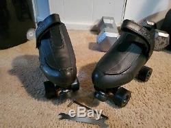 Sure Grip Avenger mens size 8 Atom riedell roller skates Jackson elite