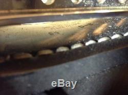 USED RIEDELL 265 ROLLER SKATES MENS 9.5 D/B POWERDYNE REVENGE 62mm 96A