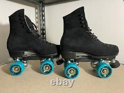 Unused Riedell Zone Outdoor Roller Skates Size 5 Includes Original Box