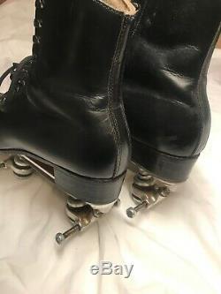 Used 220 riedell roller skates Mens 10.5