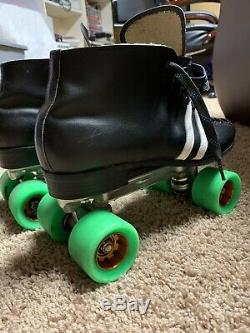 Used Riedell 265 Speed Skates Size12