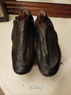 Used men's Size 9 riedell speed skates